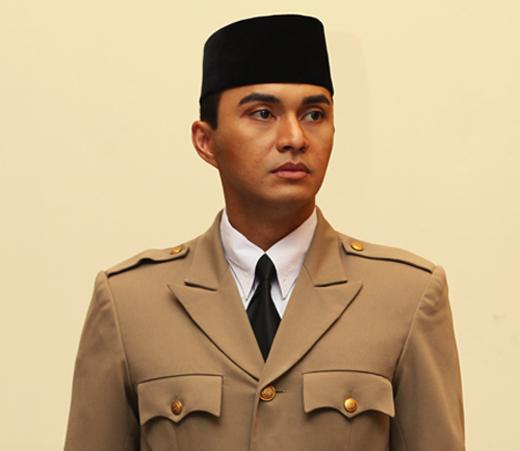 Para Pemeran Presiden Soekarno